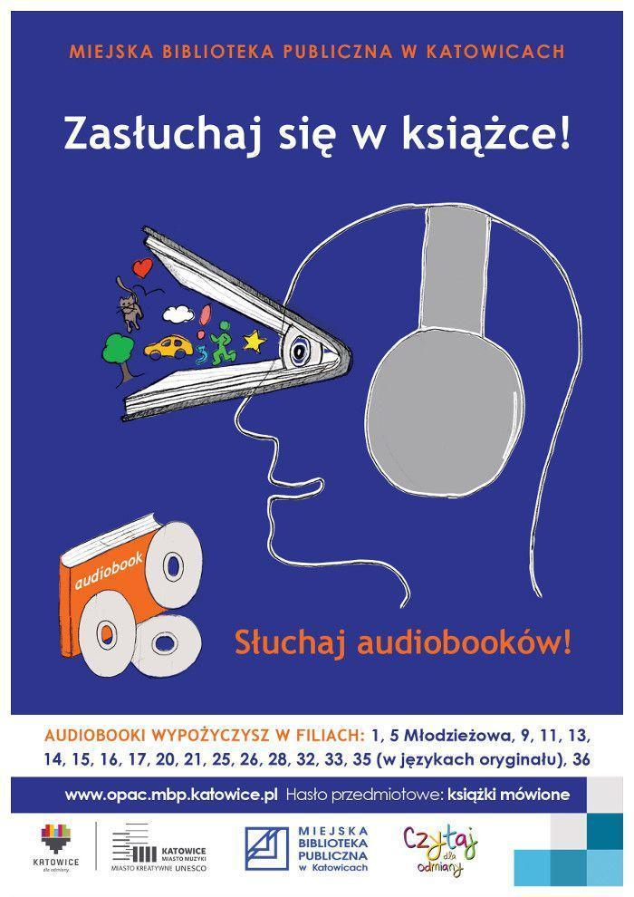 audiobooki plakat 2017